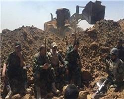 الحشد الشعبی 4 روستا را در غرب موصل آزاد کرد