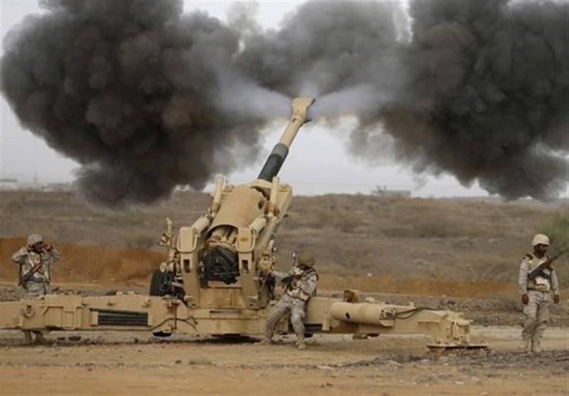 ارتش یمن تجمع نظامیان سعودی در پایگاه الشرقان عربستان را هدف قرار داد