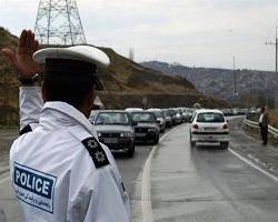طرح زمستانه پلیس در جادهها کلید خورد