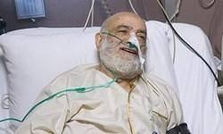 عیادت رئیسدفتر رهبر انقلاب از حجتالاسلام قرائتی