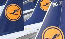 زیان 100 میلیون یورویی لوفتهانزا در پی اعتصاب 6 روزه خلبانان