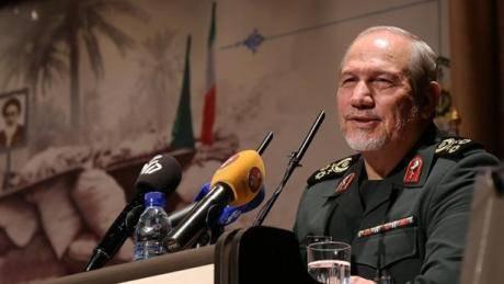رحیم صفوی خطاب به رئیس جدید سازمان بسیج:  انتصاب شما نشانه حوادث مهم پیش رو است