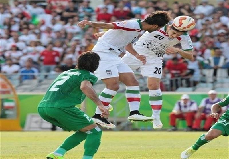 نامه رسمی فدراسیون فوتبال عراق به ایران، اردن و لبنان برای بازی دوستانه