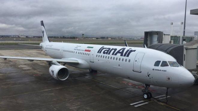 اولین هواپیمای ایرباس امروز در فرانسه به ایران تحویل داده می شود