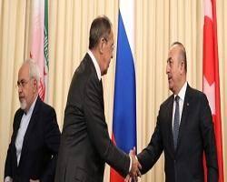 وزارت خارجه ترکیه: ایران از نزدیکی روابط ترکیه - روسیه در سوریه ناراضی است