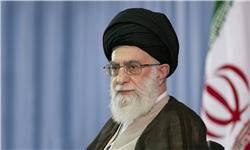 رهبر انقلاب درگذشت مرحوم آیت الله آقای حاج سیدابراهیم خسروشاهی را تسلیت گفتند