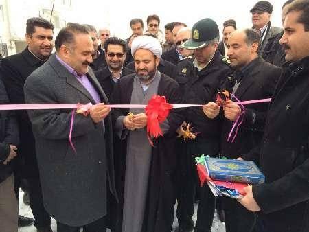 افتتاح 18 طرح مخابراتی  و خدماتی سلماس در دومین روز از دهه فجر