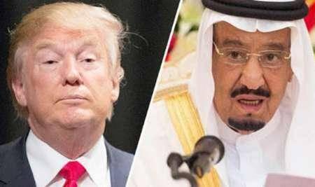 روزنامه 'میل تودی':عربستان به عنوان منبع اصلی تامین مالی تروریسم در لیست ترامپ جایی ندارد