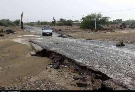 خسارت 2هزار میلیاردی سیلاب به تاسیسات زیربنایی سیستان و بلوچستان