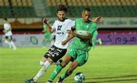 لیگ برتر فوتبال/صبا سومین پیروزی خود را با شکست ذوب آهن رقم زد