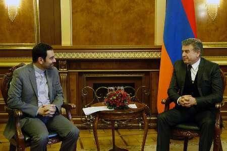 ارمنستان آماده توافق سوآپ گازی با ایران و ترکمستان است