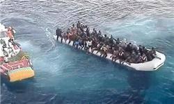 نجات 1600 نفر پناهجو در دو روز گذشته در آبهای مدیترانه