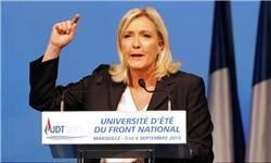 مارین لوپن: در صورت پیروزی در انتخابات اتباع فرانسه باید تابعیت اسرائیلی خود را لغو کنند