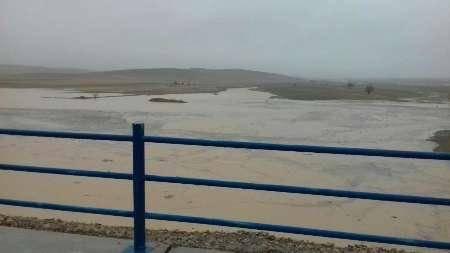 مقام آب منطقه ای فارس: تخلیه آب از بند محمدآباد تهدیدی برای مردم جهرم نیست