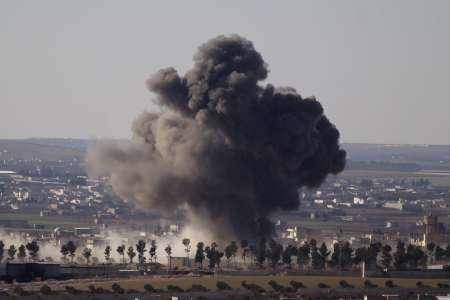 حمله ترکیه به الباب 9 غیرنظامی سوری را به کام مرگ کشید