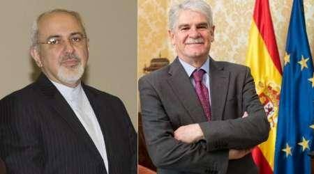 پیام وزیران امورخارجه ایران و اسپانیا به مناسبت چهارصدمین سال روابط دو کشور/تاکید بر گسترش همکاری ها