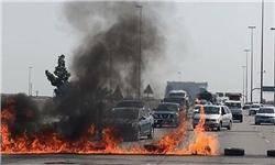 خیابانهای بحرین همچنان در تسخیر معترضان