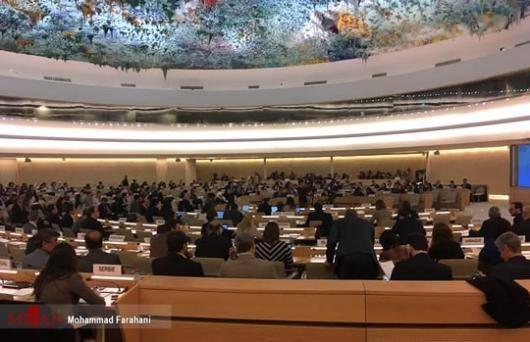 تمدید ماموریت گزارشگر ویژه پیامی قوی به مقامات ایران است که نقض حقوق بشر همچنان مورد نگرانی شورا و جامعه جهانی خواهد بود