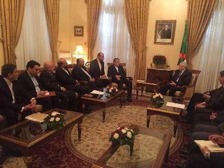 تلاشهای ایران برای مبارزه با تروریسم را ارج می نهیم/توافق نامه های تهران و الجزیره موجب تقویت و استحکام روابط شده است