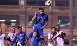رقیب استقلال خوزستان تیم دسته دومی قطر را شکست داد