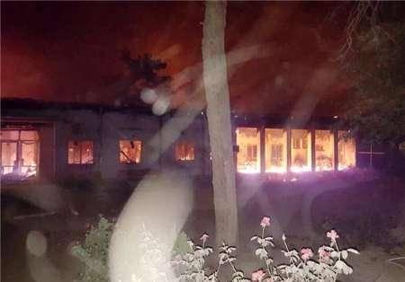 اسکای نیوز عربی: ائتلاف ملی مخالفان سوری از حملات موشکی آمریکا به تاسیسات نظامی سوریه استقبال کرد
