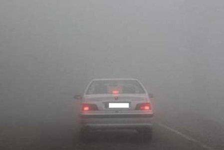 استانهای آذربایجان شرقی و کرمانشاه مه گرفتگی و کاهش دید/ سایرمحورها ترافیک روان