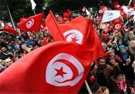 تظاهرات تونسیها در اعتراض به افزایش بیکاری