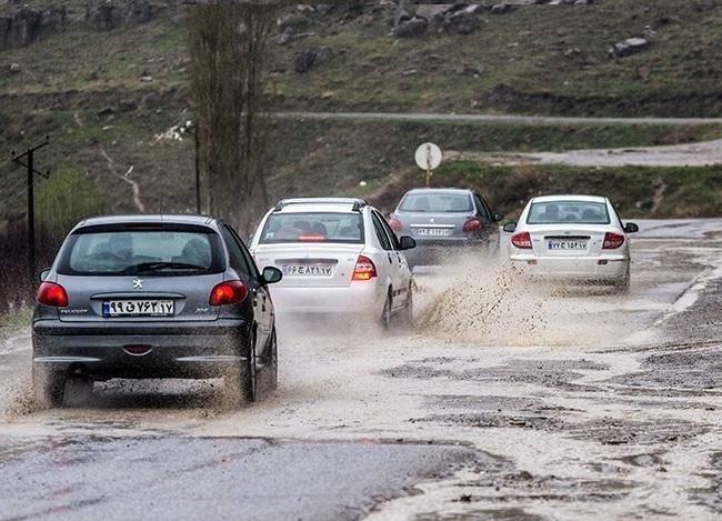 آخرین وضعیت راههای کشور پس از سیل روز گذشته