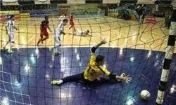 صعود تیم فوتسال مقاومت قرچک به ۴ تیم نهایی لیگ دسته اول