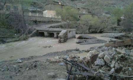 مسیر اشنویه- پیرانشهر با بازسازی پل پوش اباد بازگشایی شد