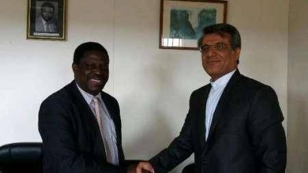 راههای توسعه روابط تجاری و اقتصادی بین ایران و زیمبابوه بررسی شد