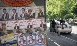 جمع آوری بیش از 50 تن پسماند کاغذی ناشی از تبلیغات انتخاباتی