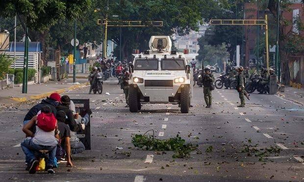 """وقتی از """"بحران ونزوئلا"""" حرف میزنیم!"""