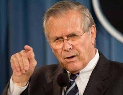 وزیر دفاع دولت بوش از موضع ترامپ در مقابل ناتو حمایت کرد
