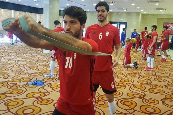 بازیکنان پرسپولیس به تمرین تیم ملی اضافه شدند