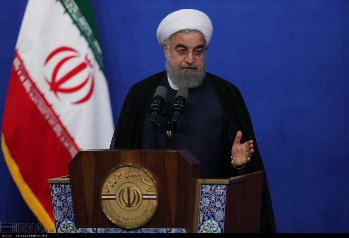 روحانی :ملت ایران مقاومتر و پرشورتر از گذشته در برابر ترور و خشونت خواهد ایستاد