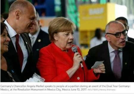 صدر اعظم آلمان: دنیای دیجیتال نیازمند مقررات جهانی است