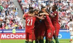 صعود پرتغال و مکزیک و حذف روسیه میزبان