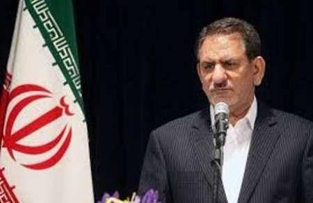 پیام تبریک معاون اول رئیس جمهوری به مناسبت عید سعید فطر