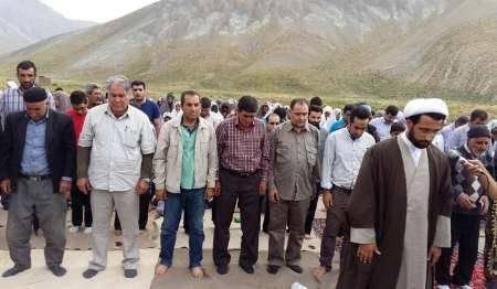 نماز عید سعید فطر در مناطق عشایری استان تهران برگزار شد