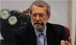 علی لاریجانی: ایران مایل است از روابط خود با پیونگیانگ برای آشتی میان دو کره استفاده کند