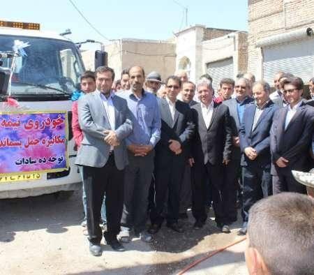 افتتاح 18 طرح عمرانی و خدماتی روستایی در بستان آباد