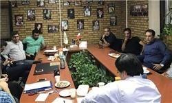 دبیرکل و نایب رییس دوم انجمن ورزشی نویسان ایران انتخاب شدند