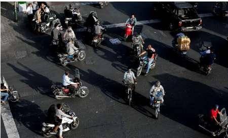 مازیارحسینی :بانک اطلاعاتی  موتورسیکلت ها با اجرای طرح ترافیک ایجاد می شود