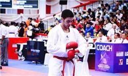 آسیابری: با کوچ و راهنماییهای هروی توانستم تا فینال بروم/ برای حضور در المپیک باید در کاراته وانها باشم