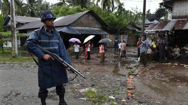 6 نفر در منازعات استان راخین میانمار کشته شدند