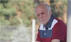 تسلیت باشگاه پرسپولیس به محمود خوردبین