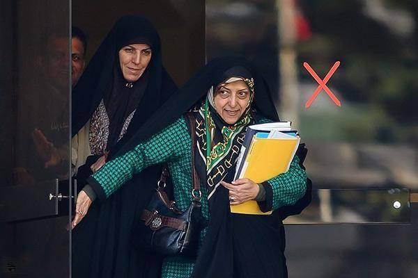 سهم زنان از دومین دولت روحانی
