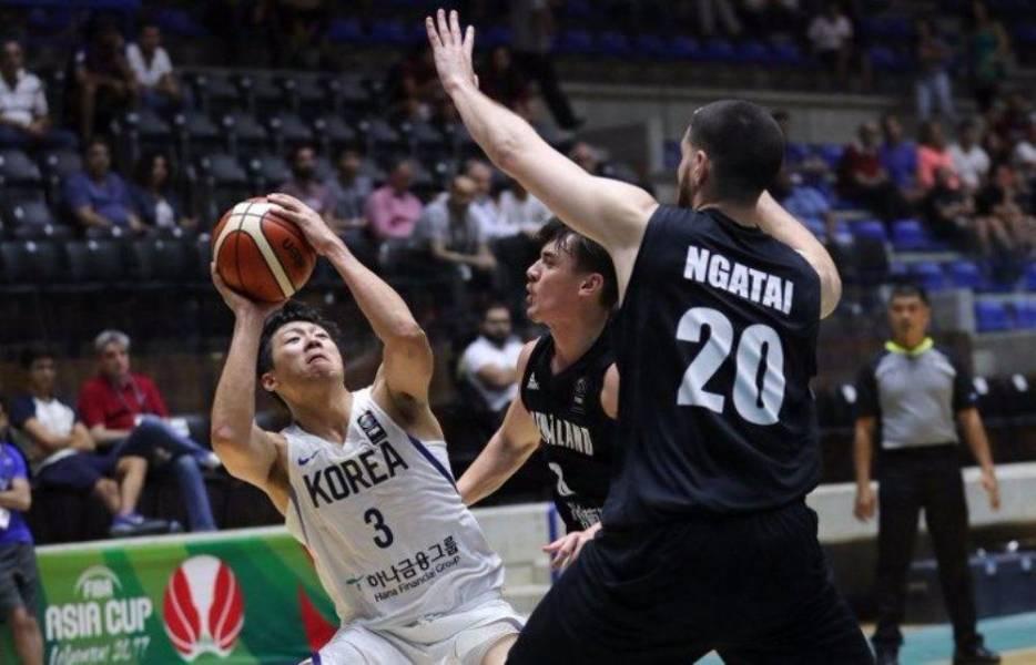 نتایج پنجمین روز بسکتبال کاپ آسیا/همه نگاه ها به سمت استرالیا