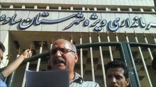 اتحادیه ی آزاد کارگران با انتشار اعلامیه ای نسبت به دستور حکم شلاق برای فعال کارگری شاپور احسانی راد به شدت اعتراض کرده است. شاپور احسانی راد از اعضای این اتحادیه است